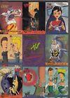 1995 Fleer Ultra M Tv Animation Promotional Sheet
