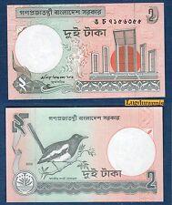 Bangladesh - 2 Taka 1988 Nuova Unc - Bangladesh