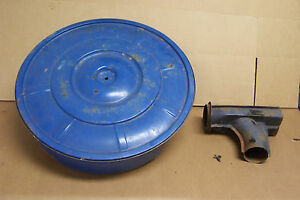 1965 1966 1967? Ford Mustang 289 2 Or 4V Air Cleaner Base