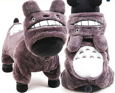 Pet Dog Hoodie Costume Clothes Jacket Coat Puppy Cat Costumes Apparel Winter New