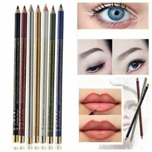 Makeup-Long-Lasting-Eye-Cosmetic-Eyeliner-Pencil-2-In-1-Lipliner-Eyebrow-Pen