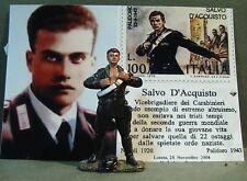 soldatini di piombo Carabinieri 60mm lot tin toy soldiers petit soldats de plomb