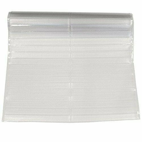 Resilia Clear Vinyl Plastic Floor