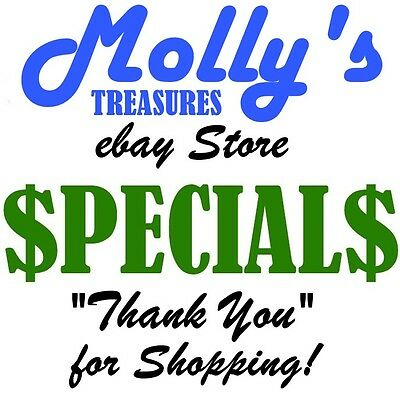 Molly's Treasures and Specials