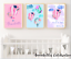 NEW-Set-of-3-Hot-Air-Balloon-Personalised-Name-Baby-Girl-Room-Nursery-Wall-Decor