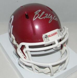 Image is loading BAKER-MAYFIELD-AUTOGRAPHED-SIGNED-OU-OKLAHOMA-SOONERS -SPEED- b207f722c