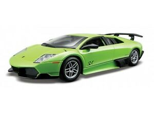 Lamborghini-Murcielago-LP670-4-SV-1-24-Coche-Modelo-Die-Cast-Modelos-Cars-Diecast