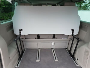 vw t5 t6 multivan multiflexboard set fold up l scharnier. Black Bedroom Furniture Sets. Home Design Ideas