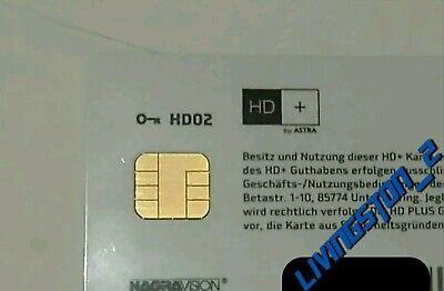 Smartcard  D2 Mac ca.1998 //Vintage Eurocrypt für Sat-Empfang ohne Guthaben