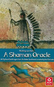 A-Shaman-Oracle-Tarot-CARD-DECK-amp-Booklet-Set-AGM