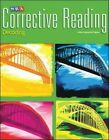 Corrective Reading Decoding Level B2, Student Book by McGraw-Hill Education (Hardback, 2007)
