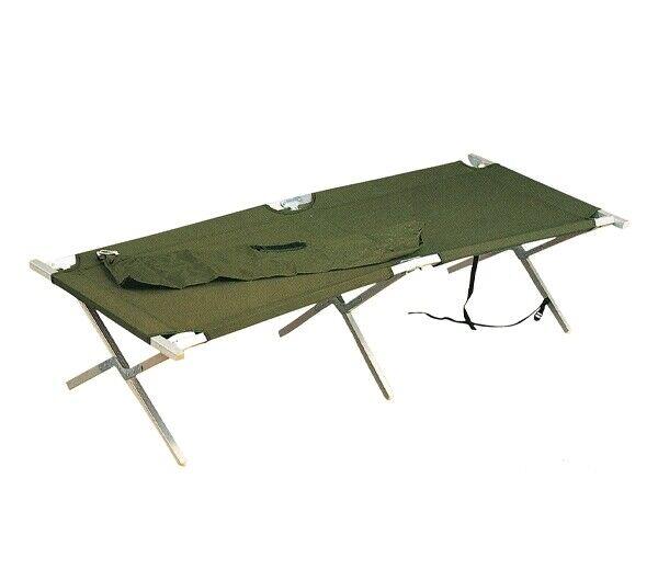redhco Olive Drab Aluminum Folding  Cot - 4579  online