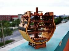 Bon Homme Richard 1:500 Scale Model Boat Ship Kit 906 By Smer