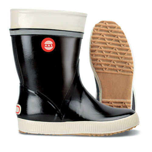 Nokian Footwear Bottes en Caoutchouc requin en noir pour dames et messieurs 36 à 46