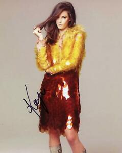 Kaya-Scodelario-AUTOGRAPH-Signed-8x10-Photo-B-ACOA