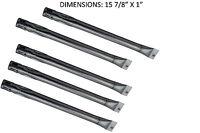 Brinkmann 810-8501-s,810-8502-s,6330-w Charmglow 810-8530-f Grill Burner- 5pack