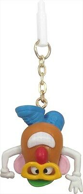 Disney Mr. Potato Head Charm Character Pin for your iPhone etc. - B Type