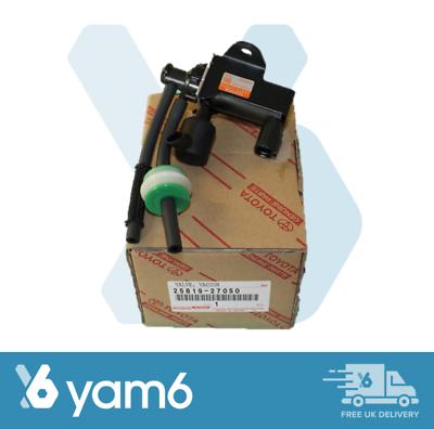 Toyota 2.0 d4d Turbo Boost pressure sensor 25819-27050