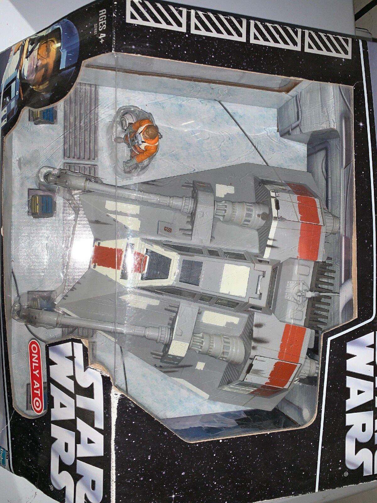 compras en linea Saga de Estrella Estrella Estrella Wars Rogue dos Snowspeeder vehículo con The Senesca Figura de Acción 3 3 4   estilo clásico