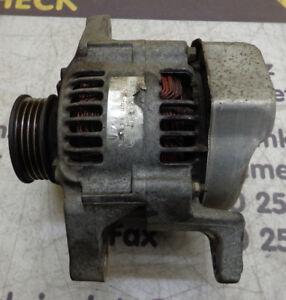 Lichtmaschine Generator Suzuki Swift Alto 1,0  1,3 Subaru Justy 1,3 1,5