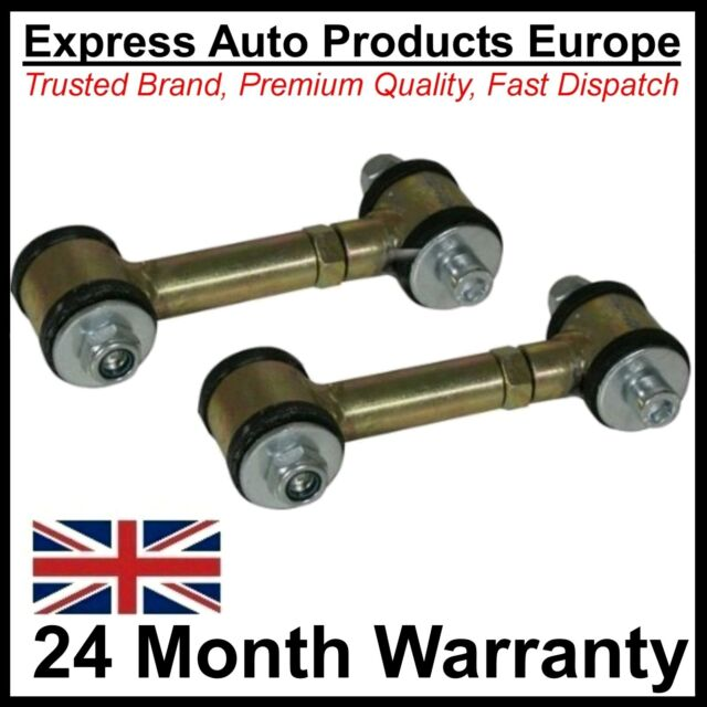 Vectra B  1995-2002 FRONT ANTI ROLL BAR DROP LINKS X 2 NEW MOTOR SPARES