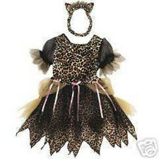 NWT TCP Children's Place Leopard Kitty Princess Costume 18-24 mo Halloween Dress