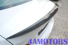 BMW E82 1M CARBON FIBER TRUNK LIP SPOILER 135i AF-0018
