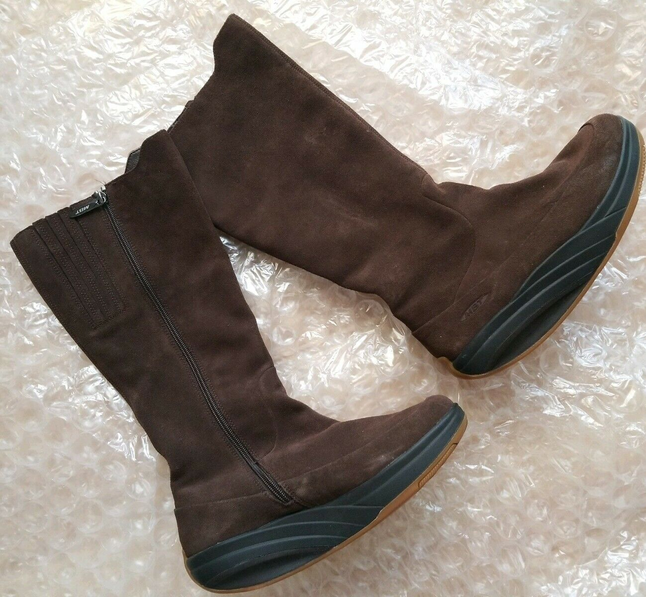 billig damen TAMBO MBT EUC Tall, Leather schwarz 7, Größe