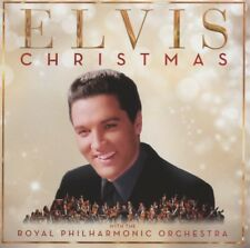 Elvis: Christmas With the Royal Philharmonic Orchestra by Elvis Presley/Royal Philharmonic Orchestra (CD, Oct-2017, Legacy)