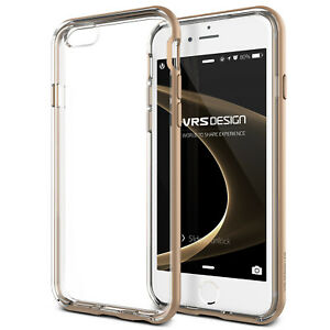 For Iphone 6s6s Plus Case Vrs Crystal Bumper Slim Clear