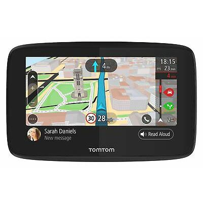 TomTom GO 620 6 Inch EU Maps & Digital Traffic Sat Nav. From Argos on ebay