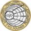 miniatura 46 - UK £ 2 MONETE 1997 - 2020 GB MONETE Due Pound