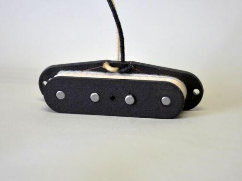 black Lindy Fralin /'51 P Bass Single Coil stock pickup