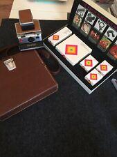 Polaroid Sx 70 + Accessories + Bag Original