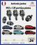 miniatura 1 - Ecrous-antivol-de-roues-Citroen