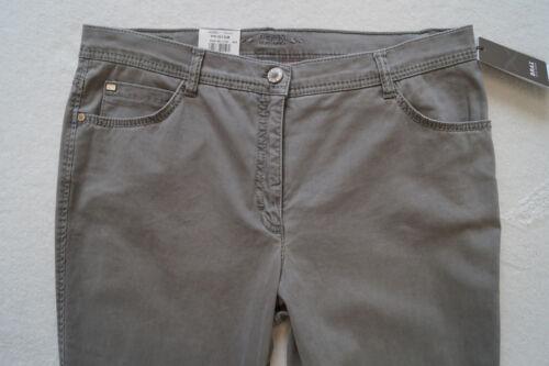 38 42 46  L30,32  2 Farben grau  magenta  NEU 44 BRAX  Mary Hose Slim Fit Gr
