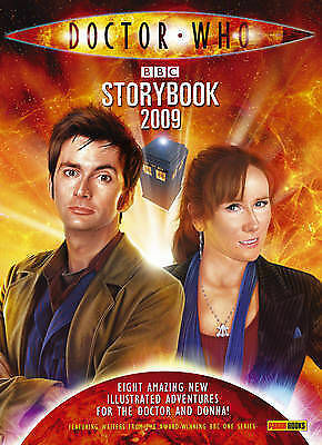"""AS NEW"" Doctor Who Storybook 2009 (Dr Who), Keith Temple, James Moran, Gareth R"