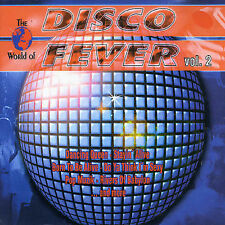 World of Disco Fever 2 1999 by World of Disco Fever - Disc Only No Case