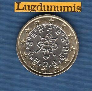 Portugal-2002-1-Euro-SUP-SPL-provenant-d-039-un-rouleau-Portugal