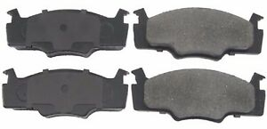 For Rabbit Pickup Quantum Scirocco Jetta Front Ceramic Disc Brake Pad New
