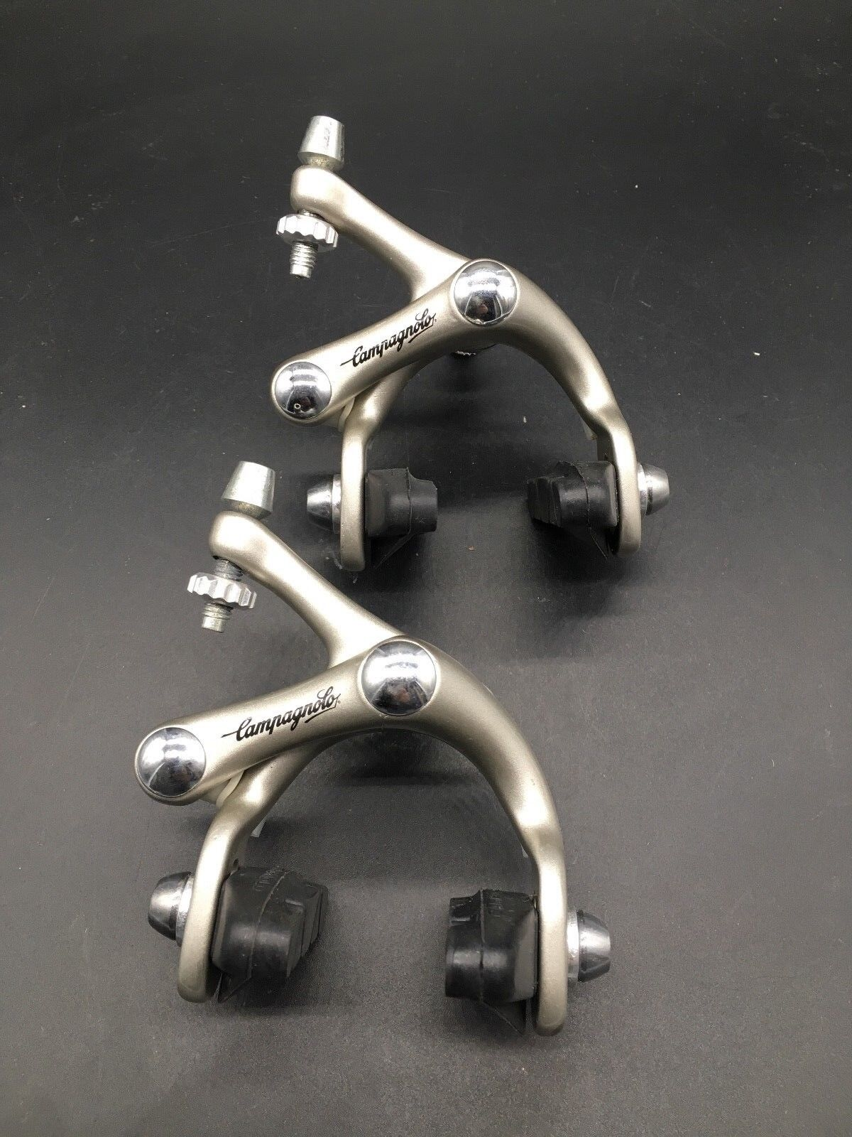 VINTAGE CAMPAGNOLO VELOCE XENON MIRAGE BRAKES NOS  NO C-RECORD ERA SUPER FRENI  best offer
