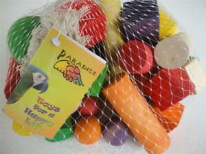 DICKY-BIRD-TOYS-LARGE-BAFFLE-REFILL-GRAB-BAG-FREE-POSTAGE-ORDERS-50