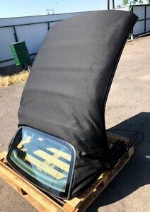 Verdeck-Cabrio-Dach-MERCEDES-BENZ-E-Klasse-Cabriolet-W207-A207-Neuwertig-Zustand