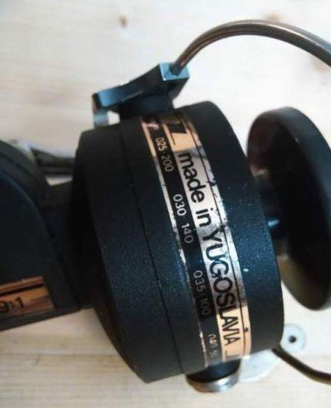 MULINELLO DA PESCA ANTICO VIR VIR VIR SPECIJAL S-103 b5b