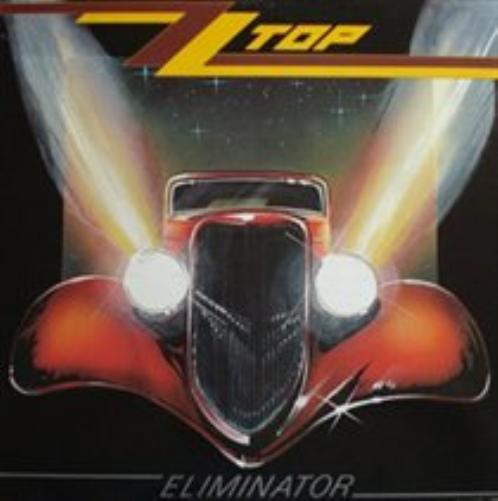 ZZ Top-Eliminator VINYL NEUF