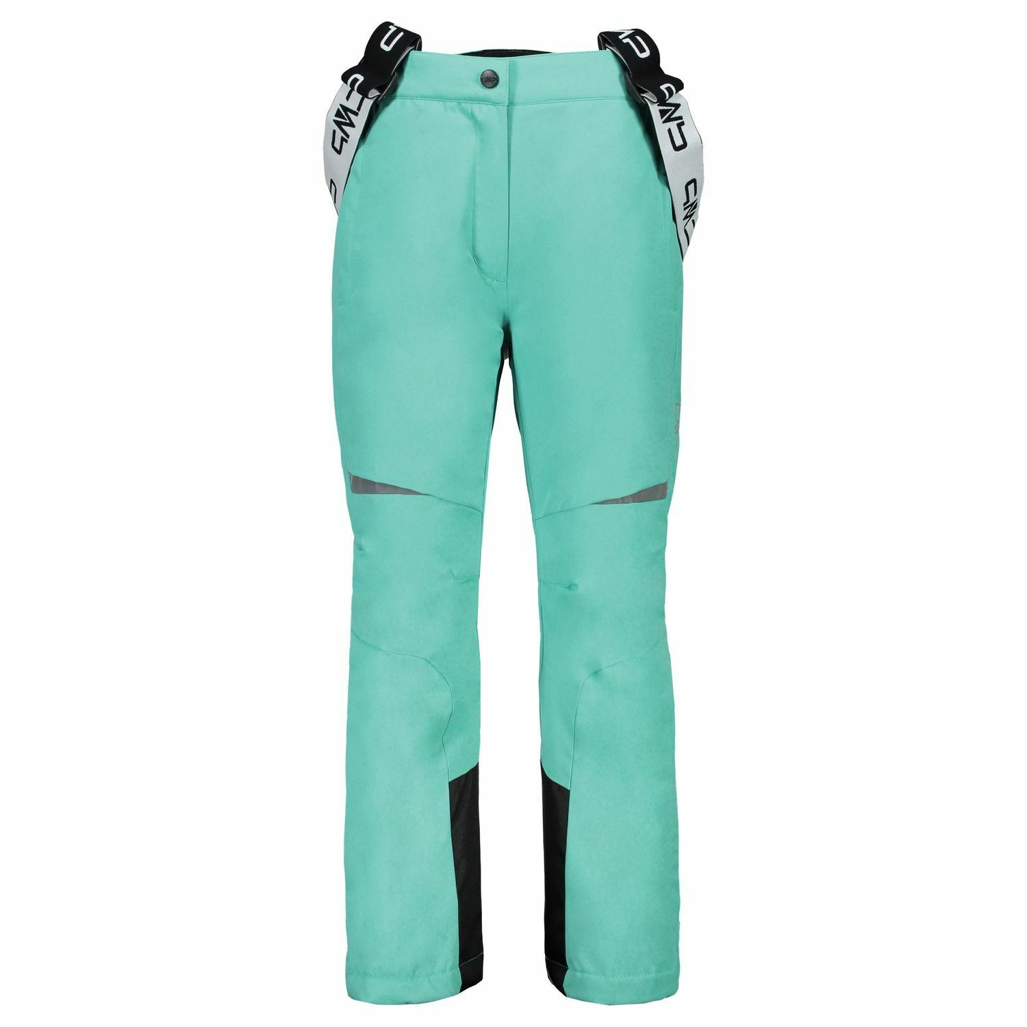 CMP Ski Trousers Snowboard Trousers Girl Trousers Turquoise Windproof  Waterproof  exclusive designs