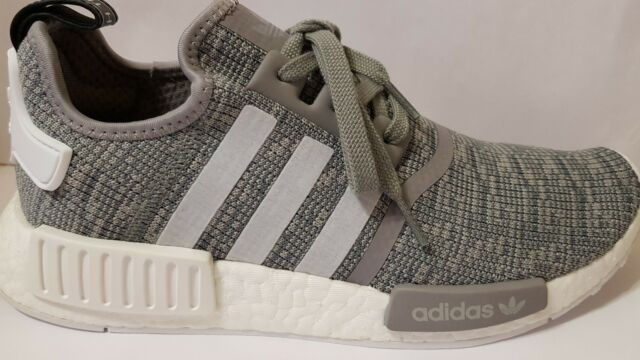 new products c43f3 72268 ... save up to 80% 92cb2 e3796 Adidas NMD Runner R1 Glitch Solid Grey White  BB2886 ...