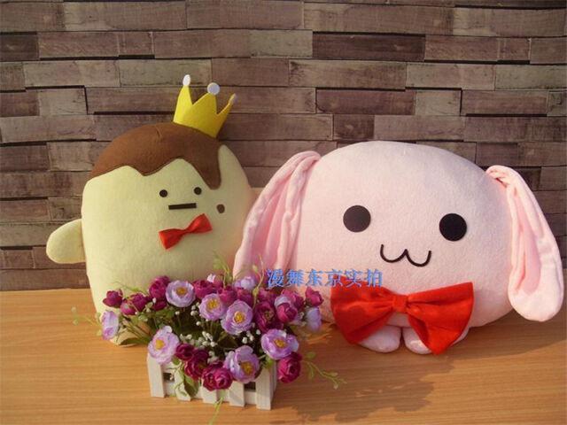 King Pudding Toy Doll Handmade Plush Pouch Cosplay Sunrise Idolish 7