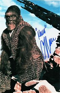 OFFICIAL WEBSITE Cary-Hiroyuki Tagawa PLANET of the APES 8x10 Photo AUTOGRAPHED