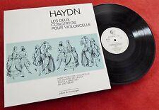Haydn: Cello Concertos - Henri Honegger **French Jalons De La Musique JM 116**